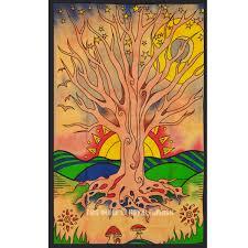 Wall Tapestry Hippie Bedroom Sam