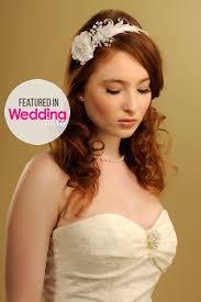 wedding headpiece beth wedding headpiece from rosie willett designs