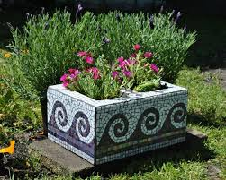 Planter Garden Ideas Cinder Block Garden Ideas Furniture Planters Walls And Decor