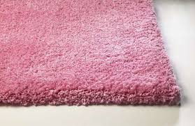 Pink Area Rug Rugs Bliss Shag 1576 Pink Area Rug