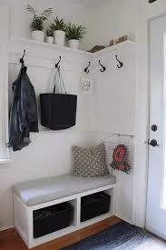 Diy Entryway Organizer Best 20 Small Entryway Organization Ideas On Pinterest Small
