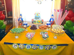kids party table decoration ideas viendoraglass com