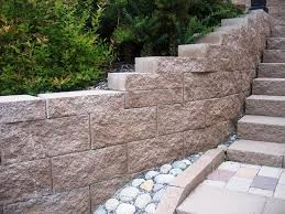Decorative Stone Home Depot Inspirations Decorative Cinder Blocks For Outdoor And Plant Decor