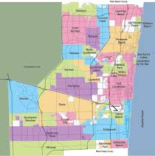 map of ft lauderdale aa broward county intergroup search meetings