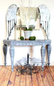 White Wash Table And Chairs Get A Restoration Hardware Look With Whitewash Furniture Refunk