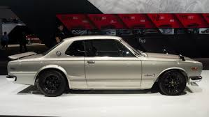 1967 nissan skyline the 2017 nissan gt r is godzilla redux ars technica