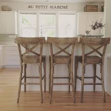 Stools For Kitchen Island Best 25 Rustic Stools Ideas On Pinterest Rustic Bar Stools Bar