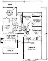 2 Story House Plans With Master On Main Floor 510 Best House Plans Images On Pinterest House Floor Plans
