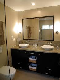 bathroom double basin with ikea bathroom cabinets also glass