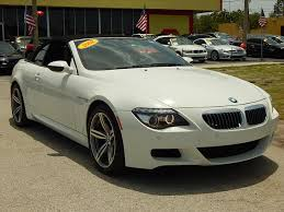 2008 bmw m6 convertible for sale 96 used cars from 14 000