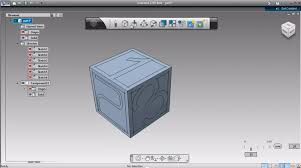 autodesk 123d intro to sketches finalize your design drawing
