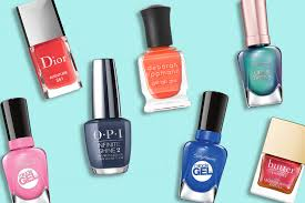 vacation nail polish colors according to a celeb manicurist most