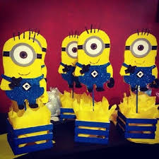 best 25 minion centerpieces ideas on minion party