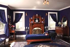 Victorian House Interior Paint Your Walls In The Victorian Style