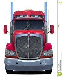 kenworth t660 red truck kenworth t660 front view stock photo image 71999332