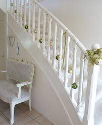 Ideas For Banisters Decorate The Stairs For Christmas U2013 30 Beautiful Ideas