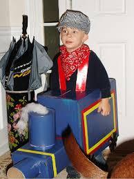 Train Halloween Costume Diy Boy Halloween Costumes