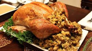 how to cook a turkey for thanksgiving and turkey dressing