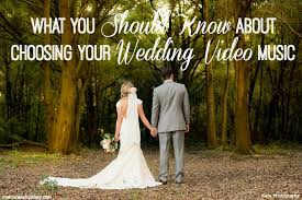 wedding videographer what you should about choosing your wedding