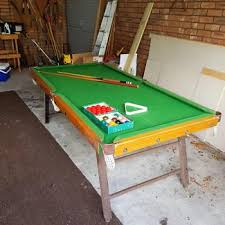 quarter size pool table pool table billiard in victoria gumtree australia free local