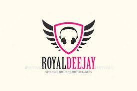 21 dj logos editable psd ai vector eps format download