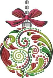 design your own ornament fundraiser decor