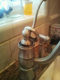 kitchen faucet disassembly the home depot community