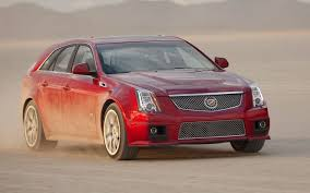 cadillac cts sports wagon 2011 cadillac cts v sport wagon test motor trend