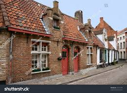 traditional houses brugge belgium stock photo 22721590 shutterstock