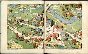 A Map Of The World Book by Endpaper Maps The Narrative Book Illustration