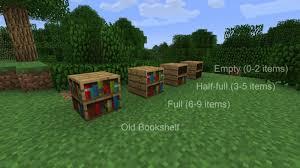 Minecraft Secret Bookshelf Door Build Hidden Bookshelf Door Minecraft Diy Queen Size Loft Bed Diy