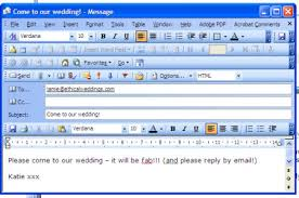 wedding invitations email email wedding invites etiquette v ethics