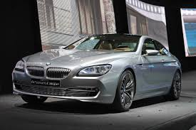 paris 2010 bmw 6 series coupe concept photo gallery autoblog