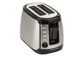 Hamilton Beach 4 Slice Toaster Hamilton Beach Keep Warm 2 Slice 22811 Toaster