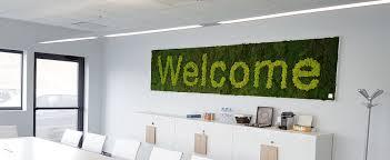 comment faire un bureau aménagement végétal en entreprise green prospect