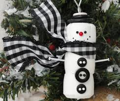 best 25 snowman ornaments ideas on crafts