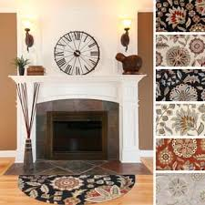 Rustic Hearth Rugs Hearth Rugs U0026 Area Rugs For Less Overstock Com