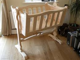 bed side baby cribs for anabelle anais 9 steps with pictures