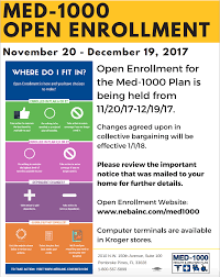 kroger open enrollment begins