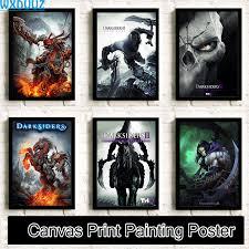 Game Home Decor Online Get Cheap Darksiders Art Aliexpress Com Alibaba Group