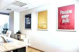 bureau tableau decoration bureau professionnel design tableau deco pour bureau