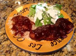 oven barbecued country style boneless ribs recipe just a oven