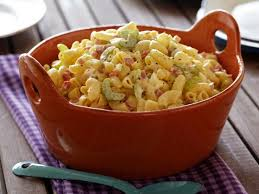 fashioned macaroni salad recipe the neelys food network