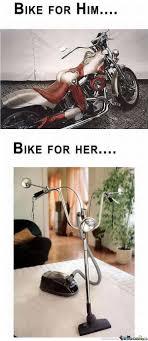 Funny Bike Memes - men and women bike funny meme funny memes and pics