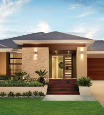 One Story Cottage House Plans Modern House Plans One Floor