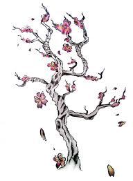 symbolism of cherry blossom tree japanese cherry blossom tattoo