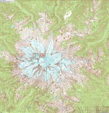 Map With Labels Tay Mt Rainier Panoramas Clickable Topo Map With Labels