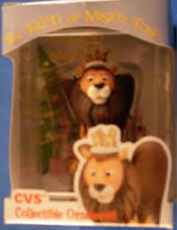 king moonracer ornament rudolph island of misfit toys cvs