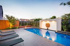 garden dashing pool landscaping for your backyard design