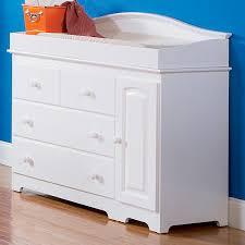 White Dresser Changing Table Combo Atlantic Furniture Combo Changing Table 3 Drawer Dresser